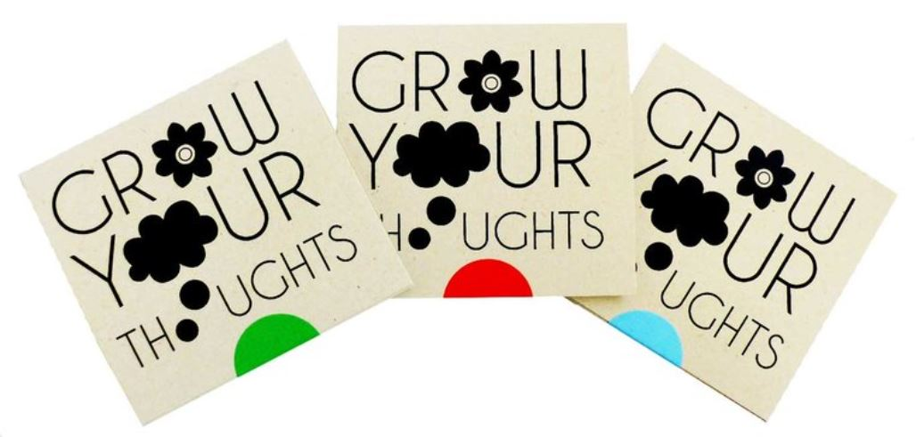 Grow your thoughts